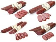 Молдавская сырокопченая колбаса КарМез в ассортименте