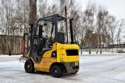 Б/у автопогрузчик CATERPILLAR DP15NT 1,5 т.