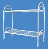 Качественные кровати металлические для лагерей, санаториев