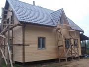 Каркасные и брусовые дома изготовление, строительство.