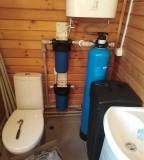 Водоснабжение, фильтры для воды и септик с установкой под ключ