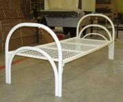 Оптом реализуем кровати металлические престиж класса