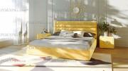 Двуспальная кровать «Мангуста»